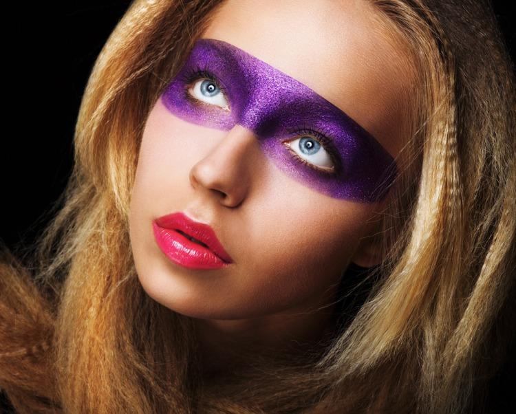 Фиолетовая полоса