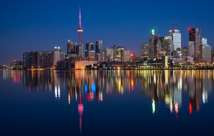 Снимок города