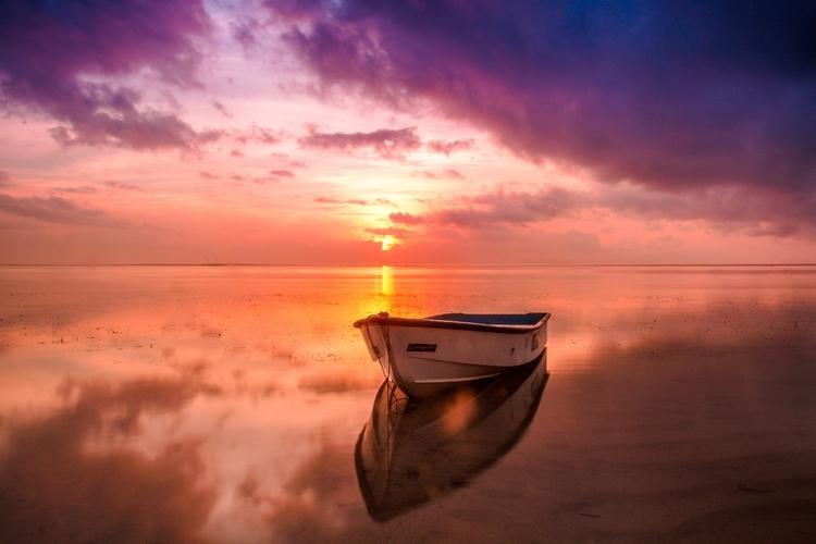 Снимок лодки